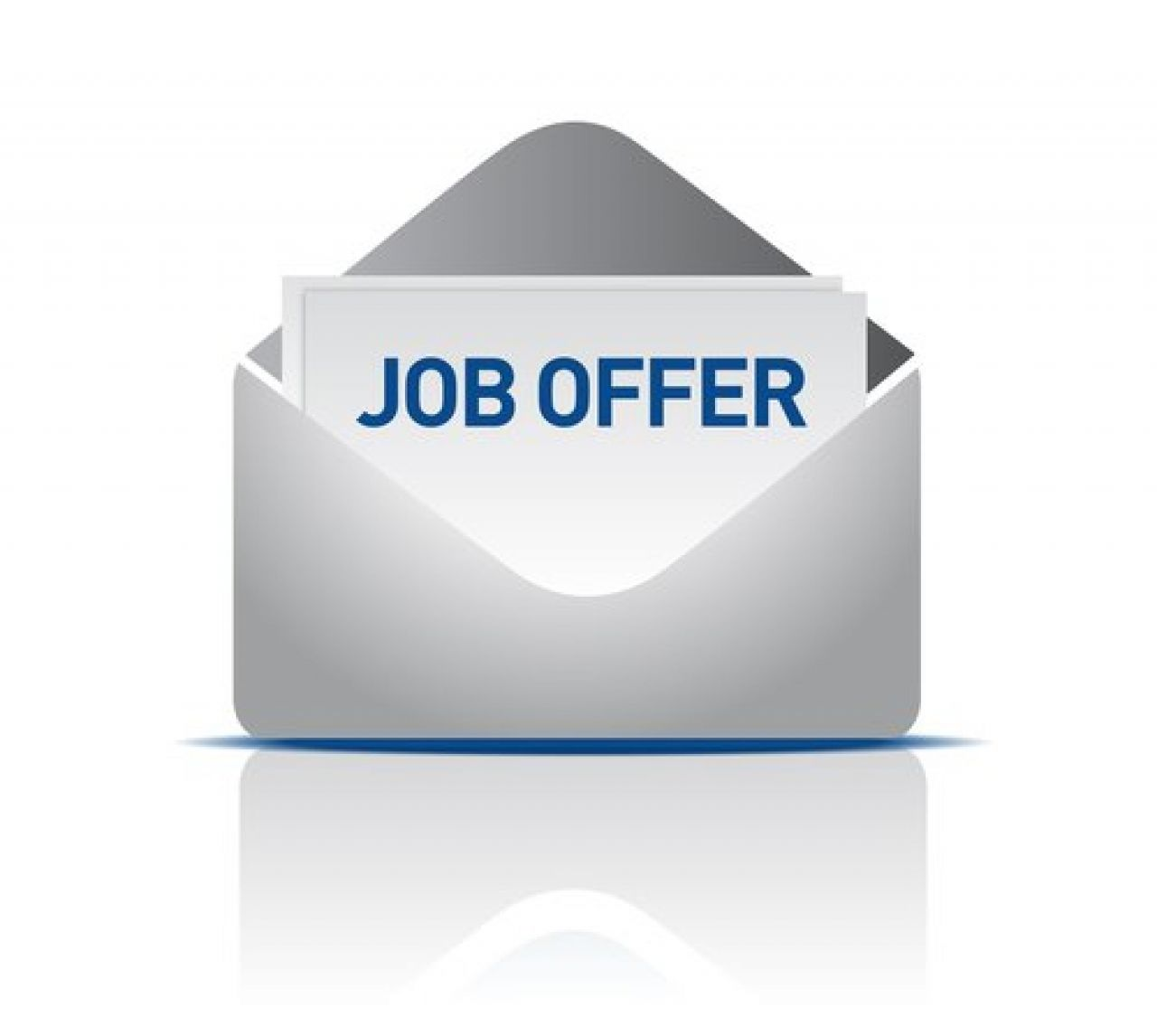 What is a conditional job offer?